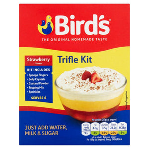 Bird's - Raspberry Trifle Kit - 141g