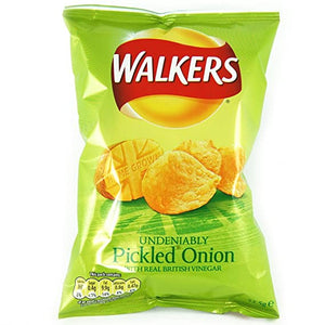 Walkers - Pickled Onion - 32.5g