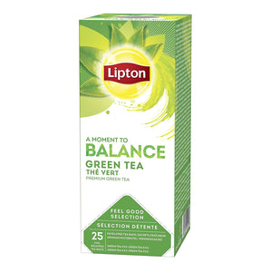 Lipton - Tea Bags - Green Tea - 25pcs