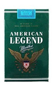 American Legend Menthol - Packet 20's