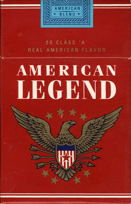 American Legend - Packet 20's