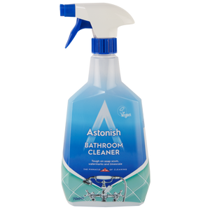 Astonish - Surface Cleaner Spray - Bathroom Cleaner - 750ml