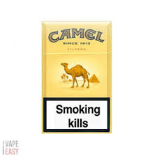 Camel Filters - Packet 20's