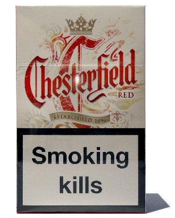 Chesterfield Classic - Packet 20's