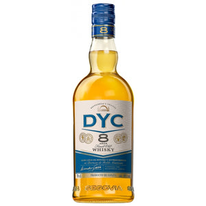 DYC - Whiskey - 8 Years Old - 70cl