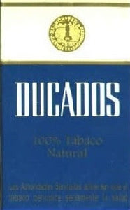 Ducados Negro - Packet 20's