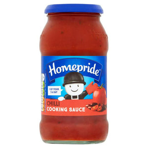 Homepride - Chilli Cooking Sauce - 485G