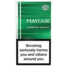 Mayfair Menthol - Packet 20's