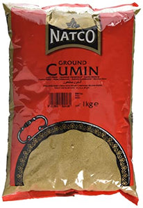 Natco - Ground Cumin - 1KG
