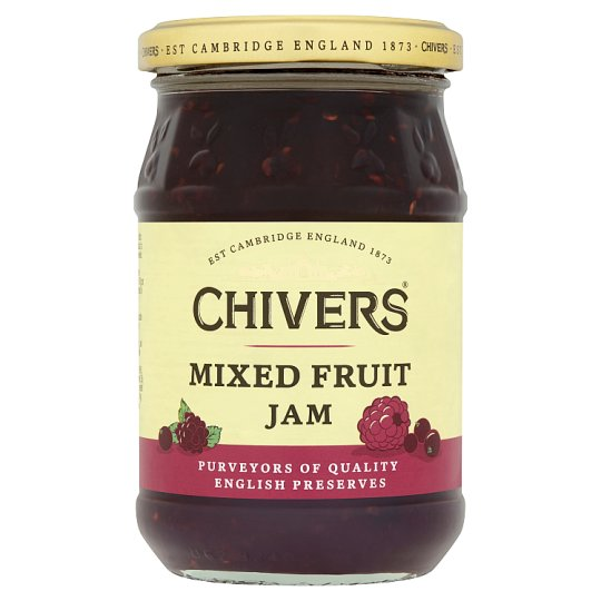 Chivers - Jam - Mixed Fruit - 340g