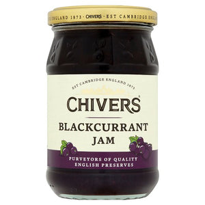 Chivers - Jam - Blackcurrant - 340g