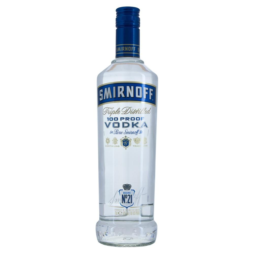 Smirnoff - Blue Label - Vodka - 1L