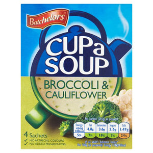 Batchelors - Broccoli & Cauliflower - Cupasoup