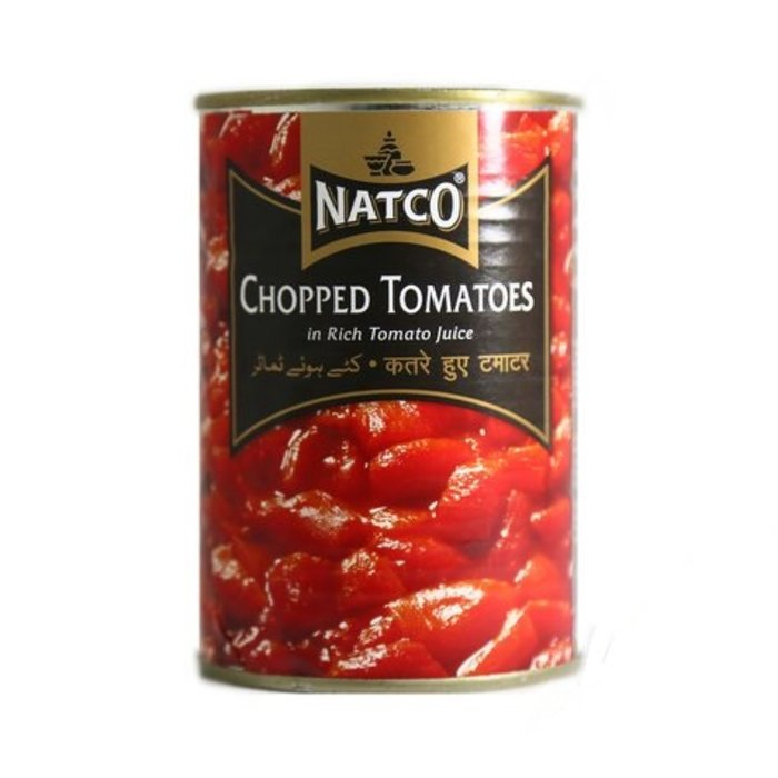 Natco - Chopped tomatoes - 400g