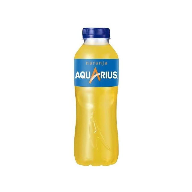 Aquarius - Orange - 500ml
