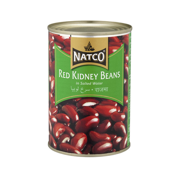 Natco - Red kidney beans in salted water - 400g