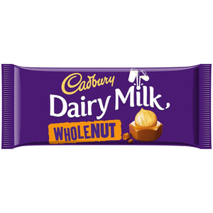 Cadbury - Whole Nut - 120g