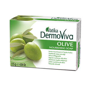 DermoViva - Soap Bar - Olive - 115g