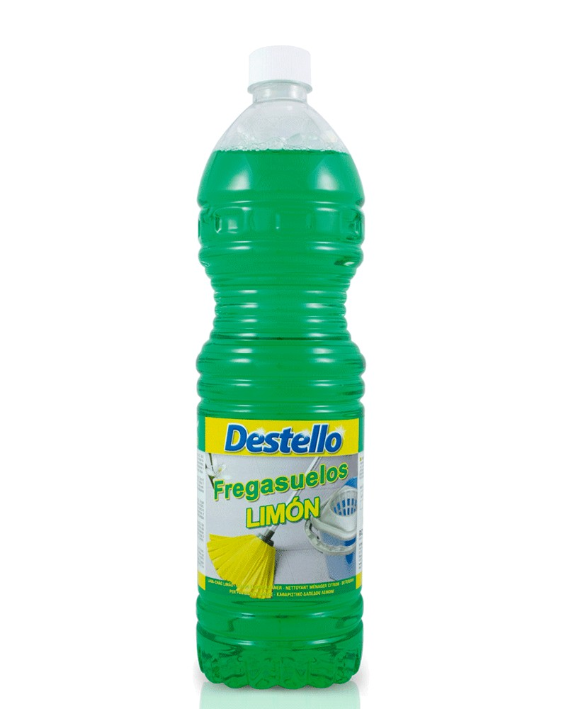 Destello - Floor Cleaner - Lemon - 1.5L