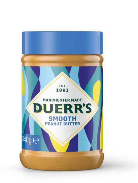 Duerr's - Peanut Butter - Smooth - 340g