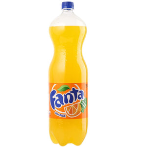 Fanta Orange - Bottle - 2L