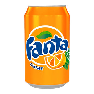 Fanta Orange - Can - 330ml