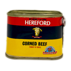 Hereford - Corned Beef - 198g