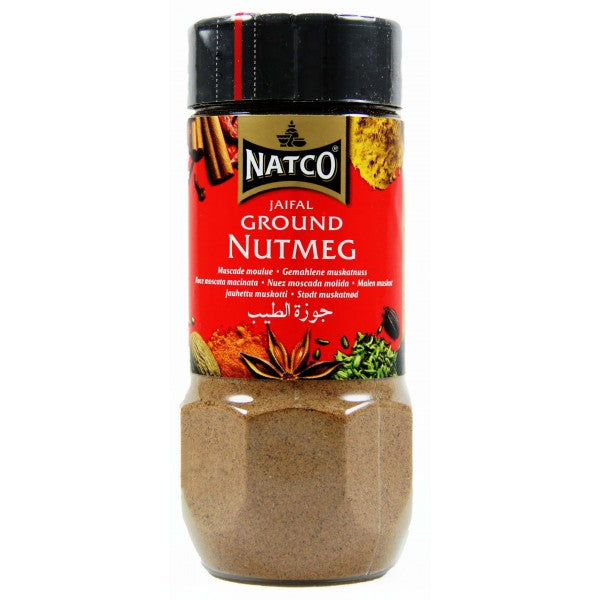 Natco - Nutmeg Jaifal Ground Jar - 100g