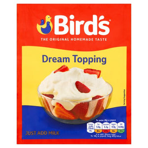 Bird's - Dream Topping - 36g