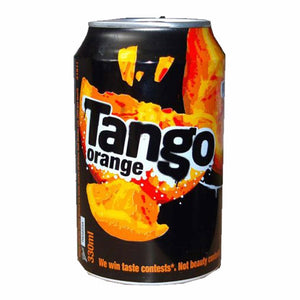 Tango Orange - Can - 330ml