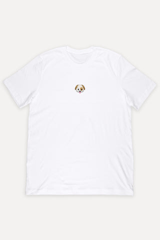 Dog Emoji T - Shirt