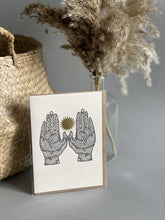 Load image into Gallery viewer, Letterpress Printed Greetings Cards
