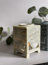 Load image into Gallery viewer, Natural Stone Wax Melt Warmer - Buddha