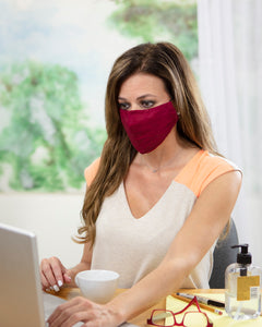 EZ Ware Comfort Face Mask and Sunglasses Combo Pack