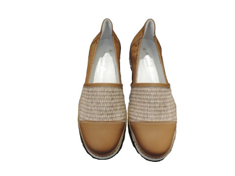 Slip-on rafia - Castelletti Calzature