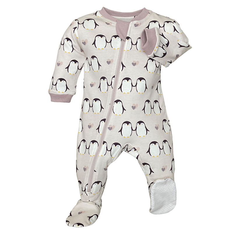 Little Empress - Babysuit - Footed or Footless