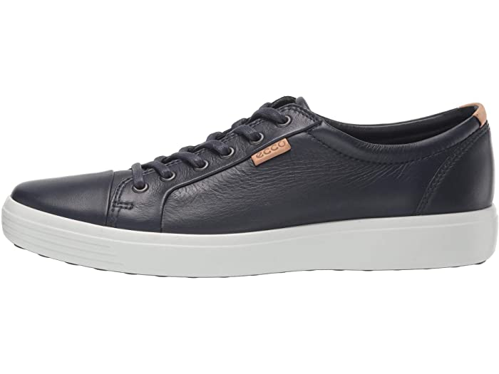 Ecco Soft 7 Leather Sneaker Men