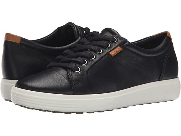 Ecco Men's Soft 7 Leather Sneaker