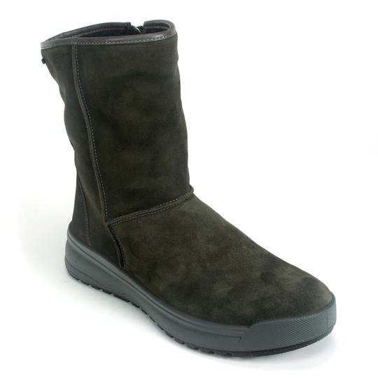 Ara Alessi 19757 Mid Calf Suede Waterproof Boot