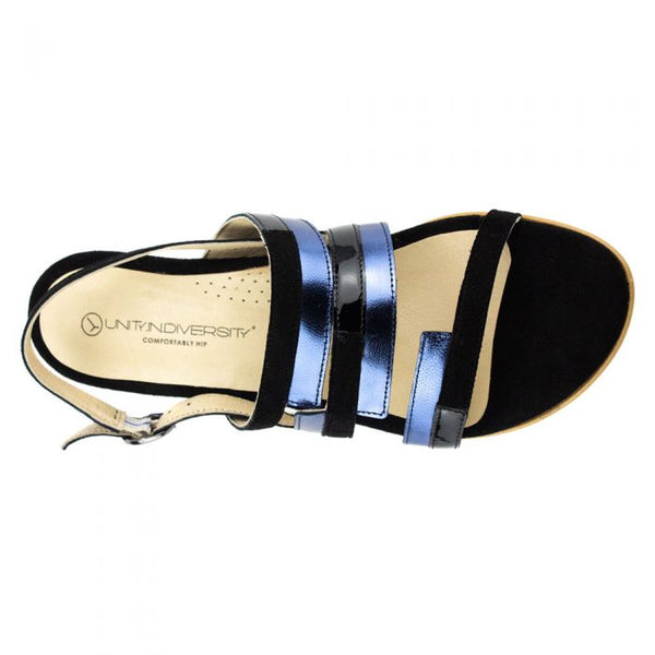 Unity In Diversity Happy Two Tone Sandal