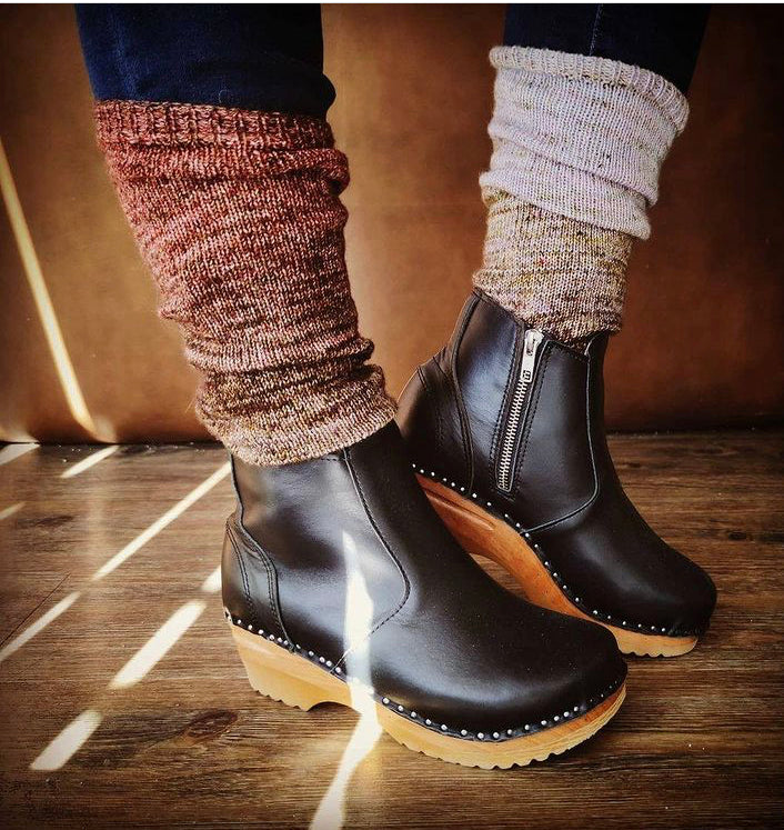 Troentorp Turner Pull On Clog Boot