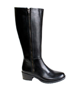 Eric Michael Lauren Waterproof Tailored Leather Tall Boot