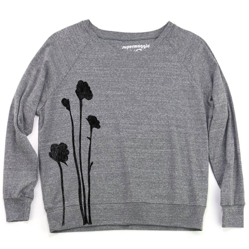 Shadow Flowers Pia Pullover