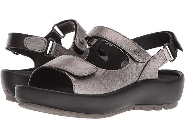 Wolky Rio Adjustable Strap Walking Sandal