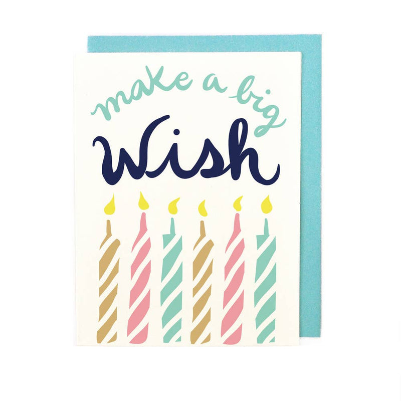 Make a Big Wish Card