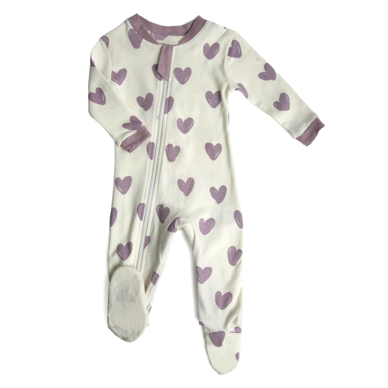 Stole My Heart - Babysuit - Footed or Footless