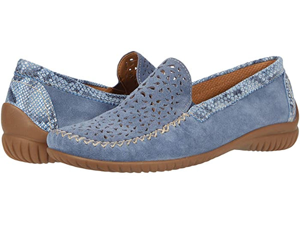 Gabor Perforated Driving Moccasin