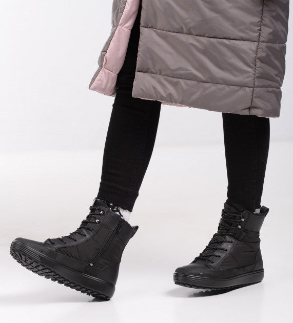 Ecco Soft 7 Waterproof High Top Boot