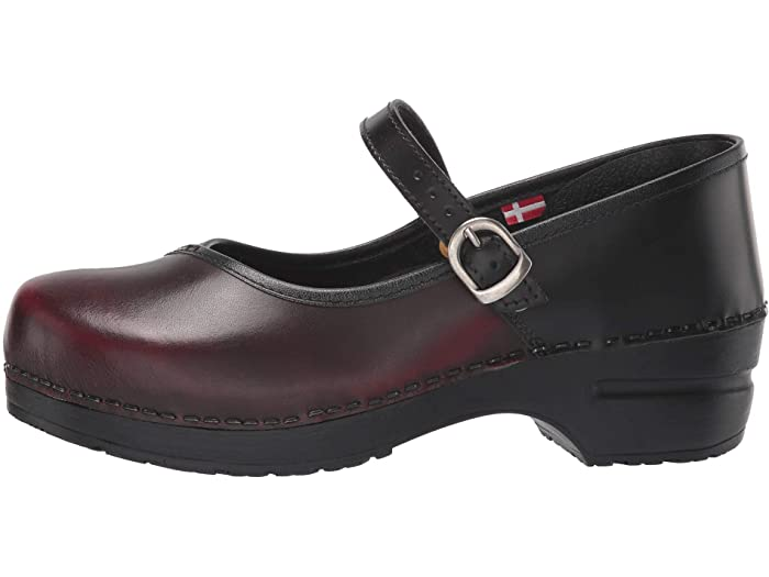 Sanita Everly Mary Jane Clog