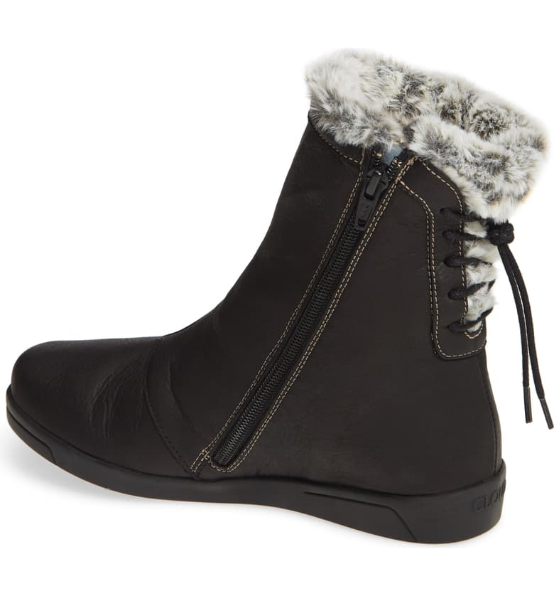 Cloud Aryana Wool Lined Boot